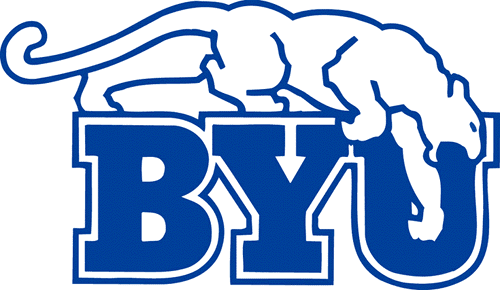 Old school BYU logo