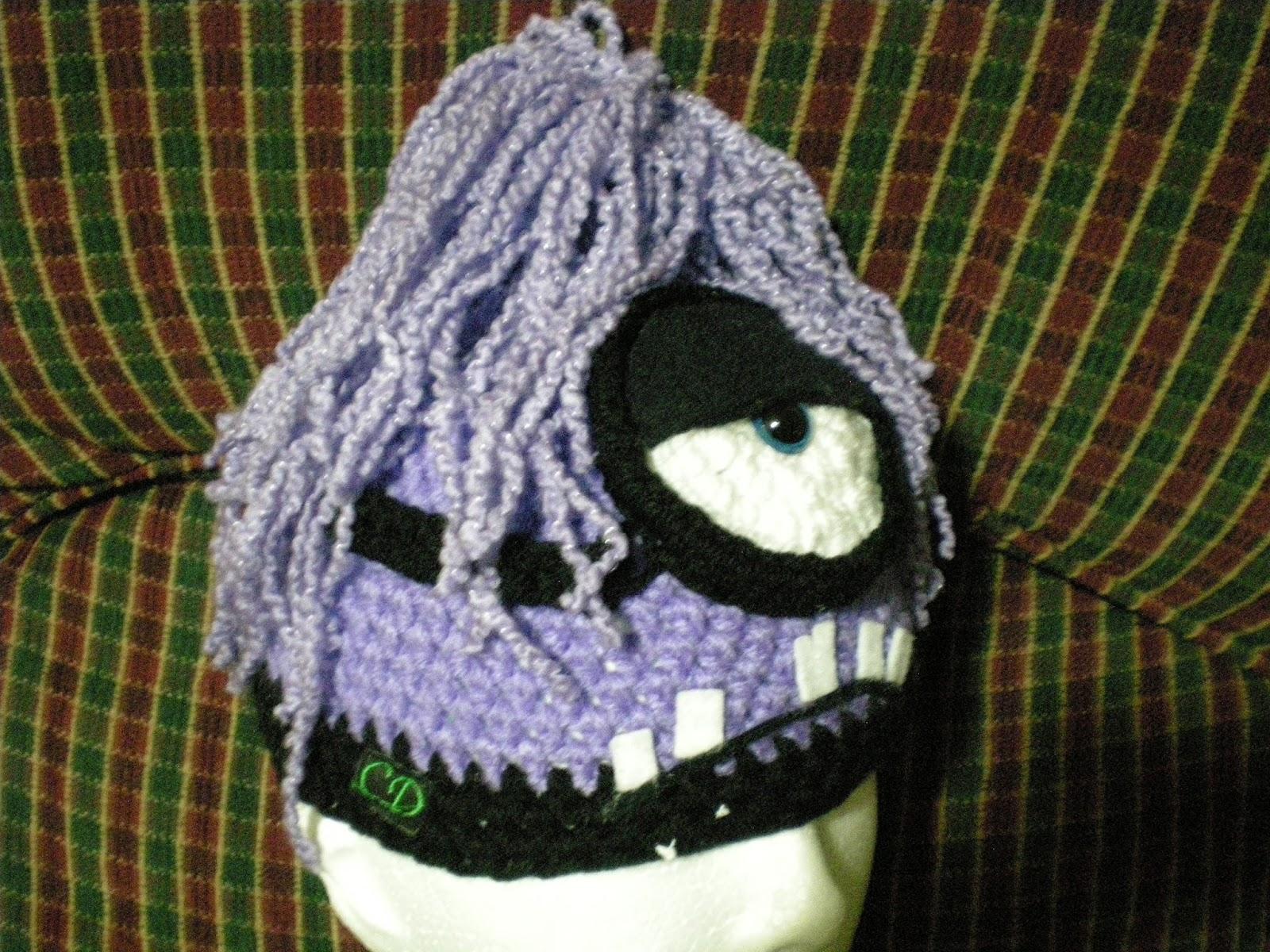 consuelo d az   living amigurumies   tejido a crochet gorros