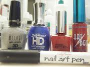 I painstakingly hand painted theF logo using my Sally Hansen nail .