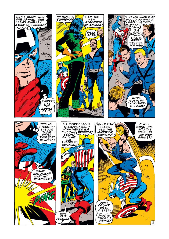 Captain America (1968) Issue #123 #37 - English 14