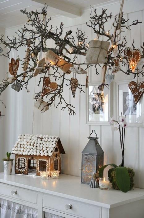 podemos conseguir tambin una decoracin navidea ideal sin mucho presupuesto con unos sencillos diy por ejemplo utilizando viejos envases de cristal que