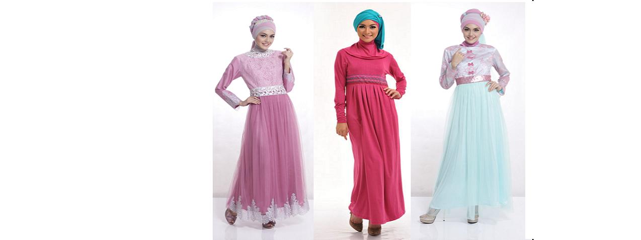 Trends Baju Gamis Muslim Terbaru
