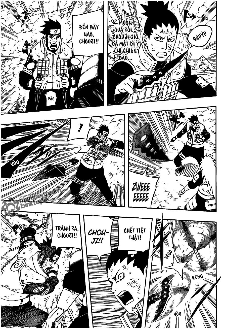 Naruto chap 533 Trang 5 - Mangak.info
