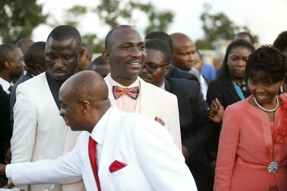 Image result for Pastor Enenche New Massive Church