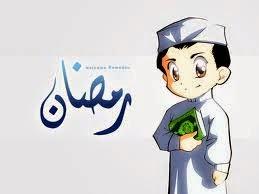 gambar Kartun  Muslim Qur'an