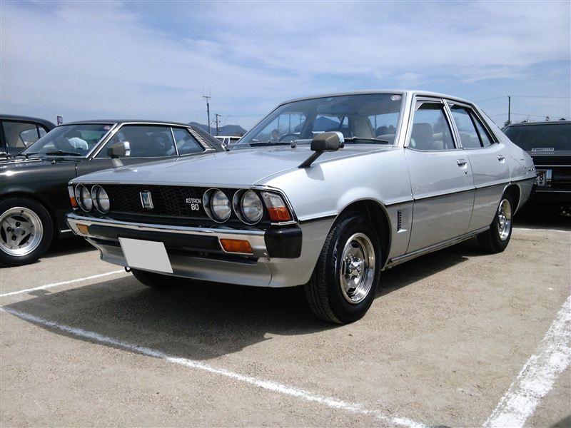 Mitsubishi Galant III