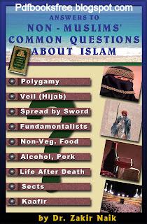 Book Cover Answer To Non-Muslim Questions pdf