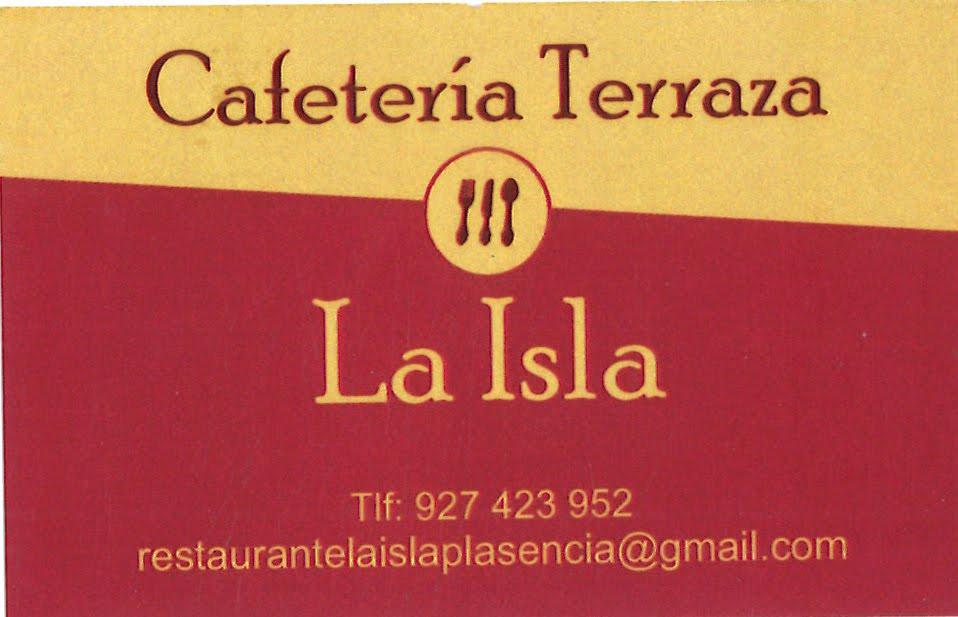 CAFETERÍA RESTAURANTE LA ISLA