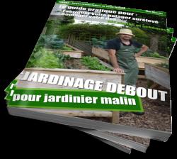 Jardiner debout