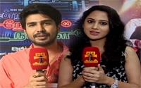 "Interview With ""Indru Netru Naalai"" (Vishal, Mia George, Karunakaran) Movie Crew"