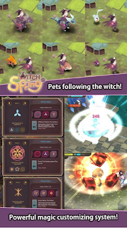 WitchSpring 1.31 Apk 3