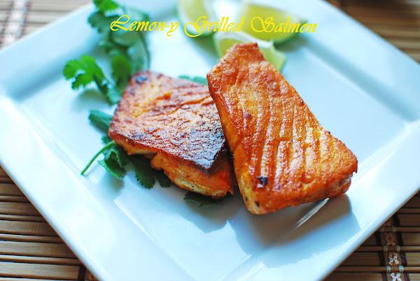 Salmon Fry
