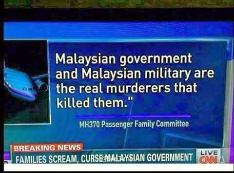 CNN Batu Api Ciptaan Yahudi #BoycottCNN #MH370 #PrayforMH370