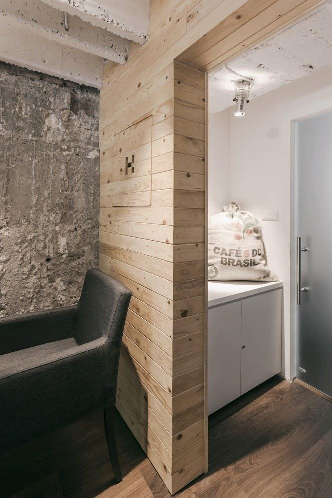 Stock Coffee by Arhitektura Budjevac - Nest of Pearls