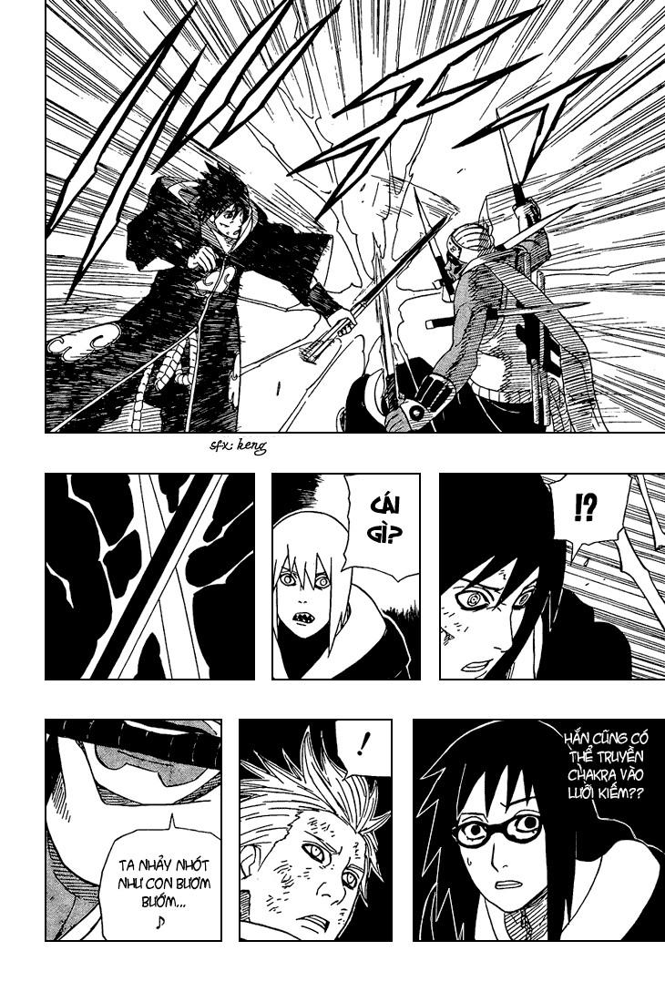 Naruto chap 411 Trang 19 - Mangak.info