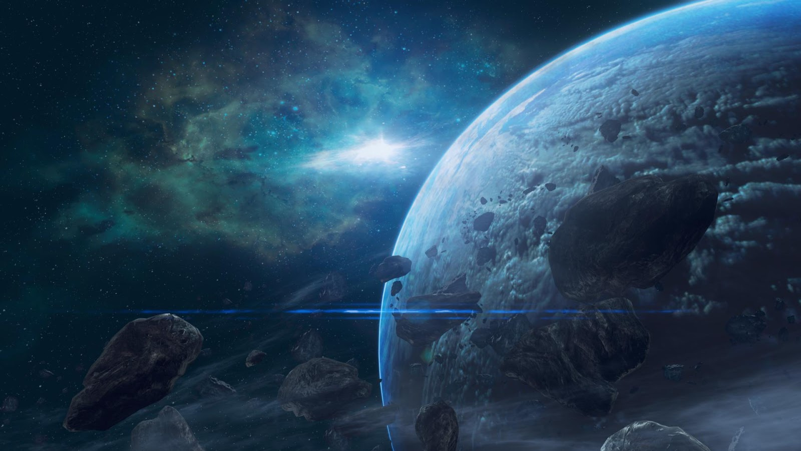 Background Pixels Halo 4 Space Gallery