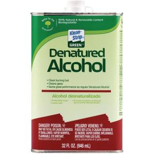 Can Yuou Get Denatured Alcohol At Home Depot