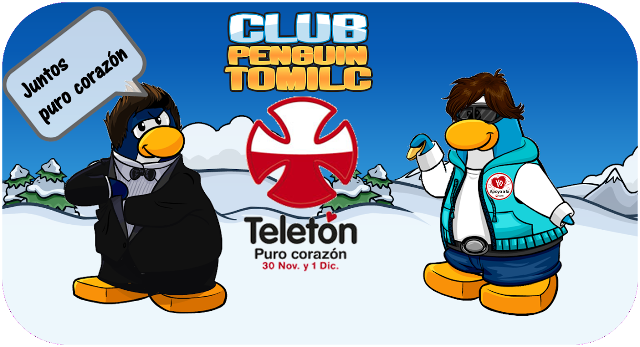 Club Penguin Black Hole Tomilc