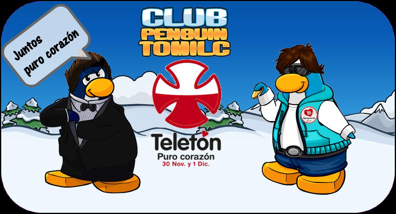 Club Penguin Black Hole Tomilc