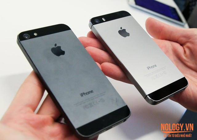 Đánh giá màn hình 4 inch của iphone 5 lock nhật