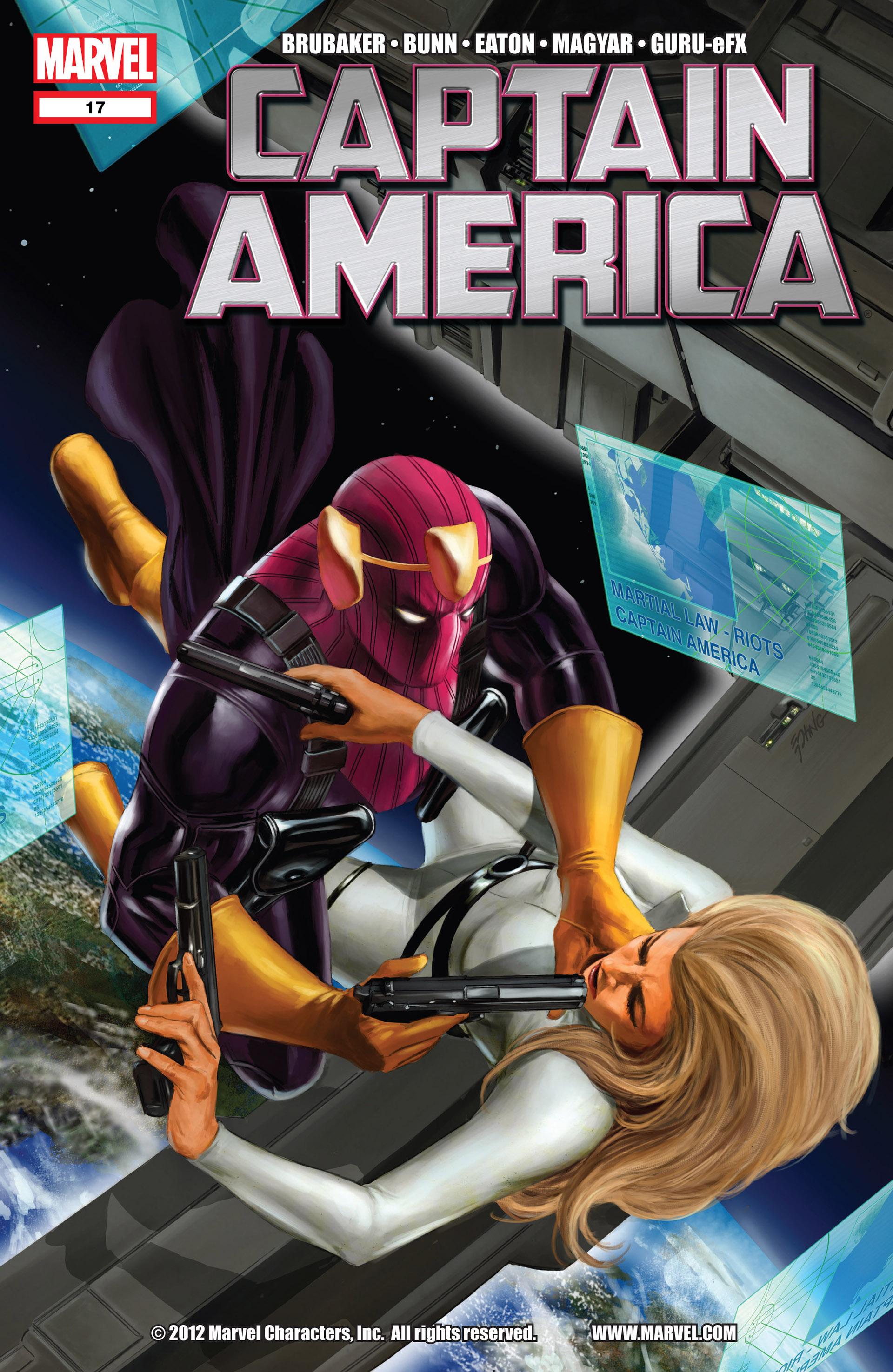 Captain America (2011) Issue #17 #17 - English 1