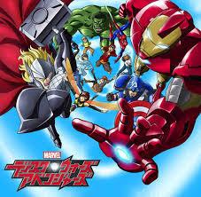 Phim Marvel Disk Wars: The Avengers -Biệt Đội Siêu Anh Hùng