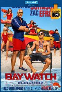 Baywatch: Guardianes de la bahía (2017) 1080p Latino