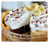 Chocolate Banana Cream Pie
