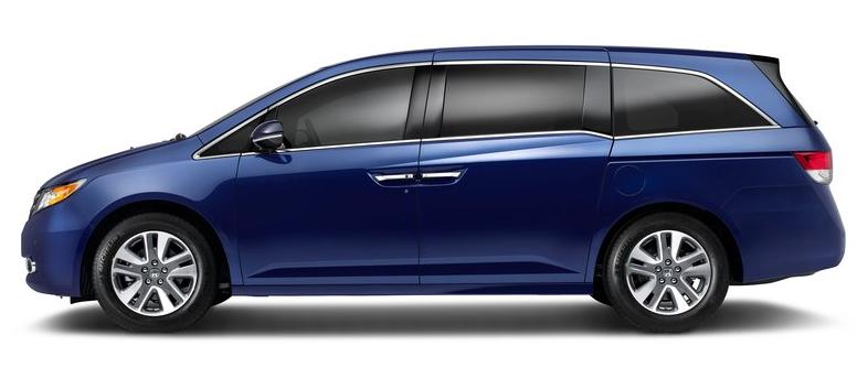 Minivan sales in America slid 4.5% in May 2013, a decline not as bad ...