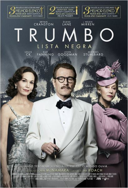 Download Trumbo: Lista Negra Dublado Torrent