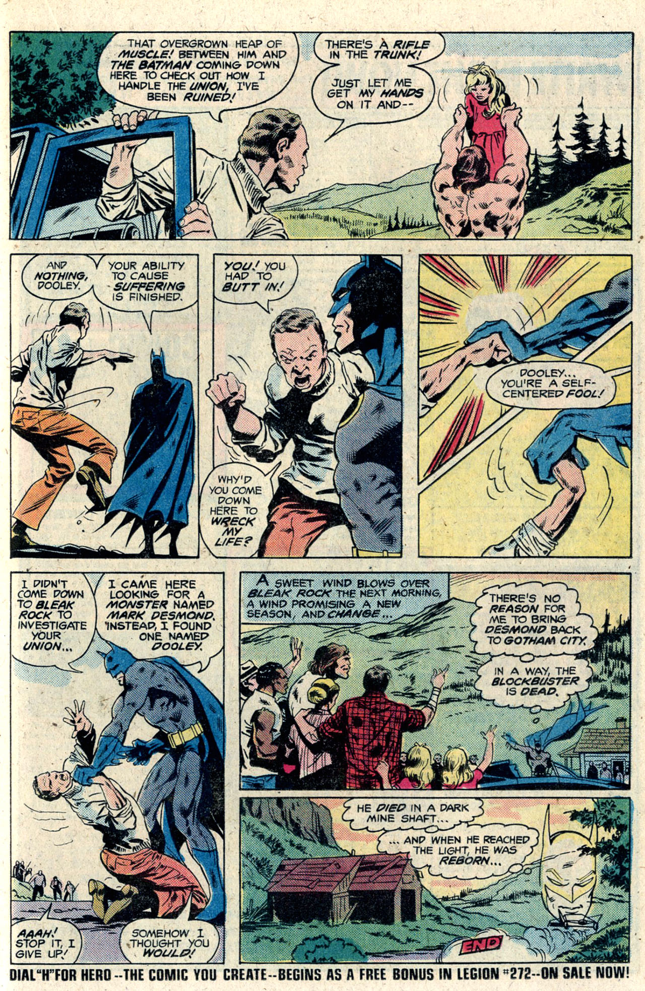 Detective Comics (1937) Issue #499 Page 22