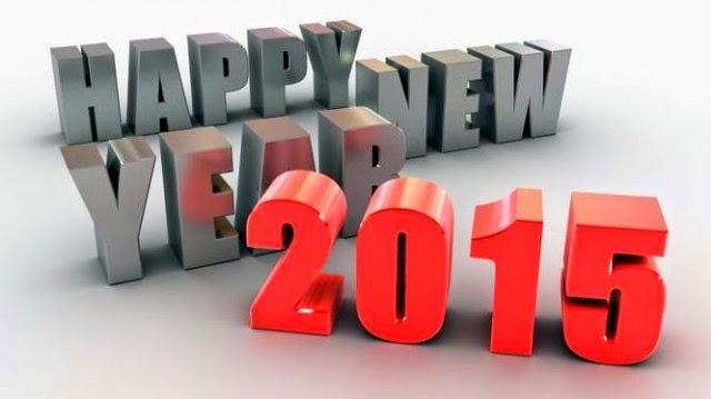Kumpulan Kata Ucapan Selamat Tahun Baru 2015 & Happy New Year 2015 Terbaru