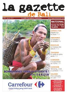 La Gazette de Bali janvier 2012