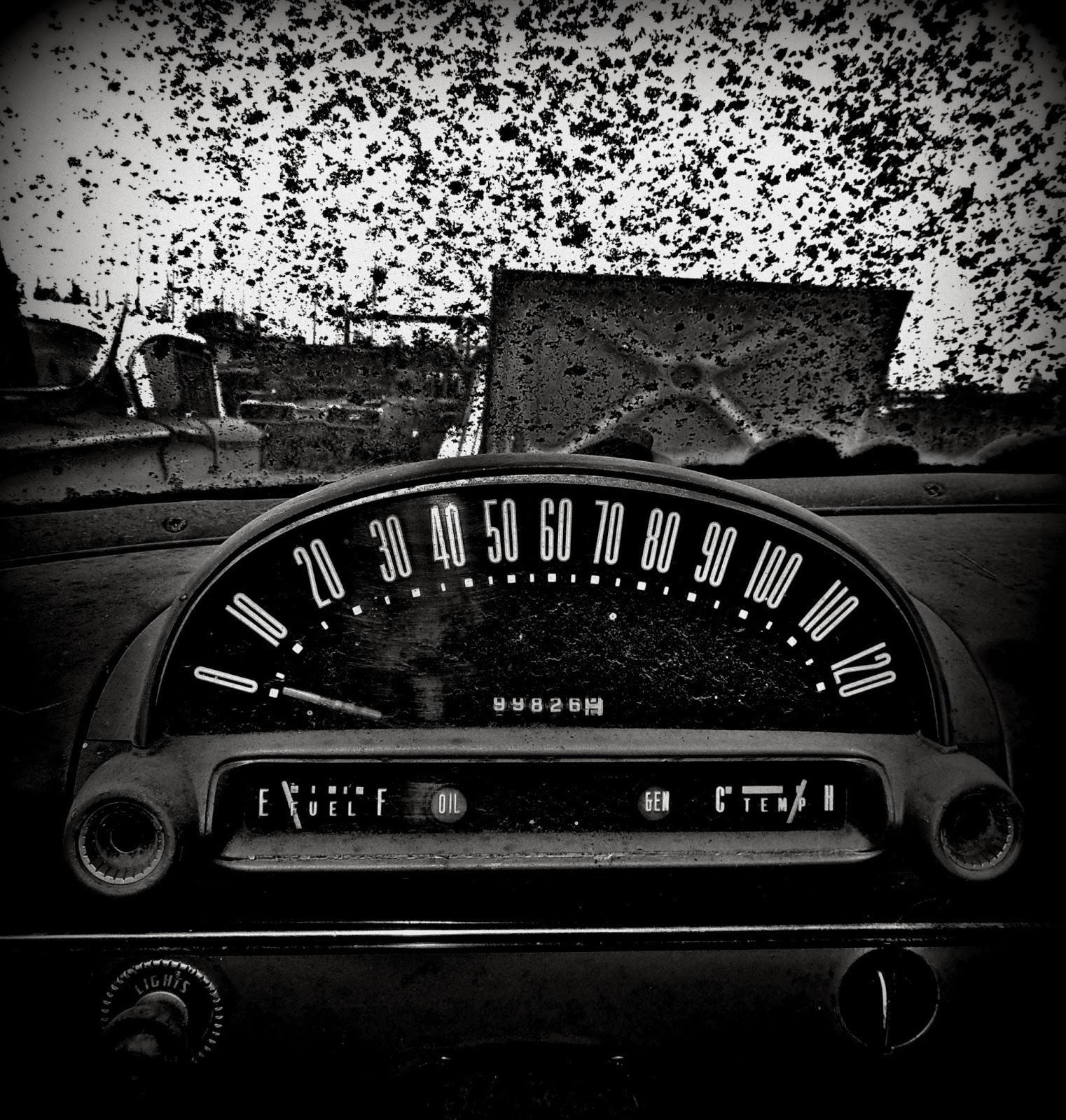 Insomniac Garage Art in the Junkyard