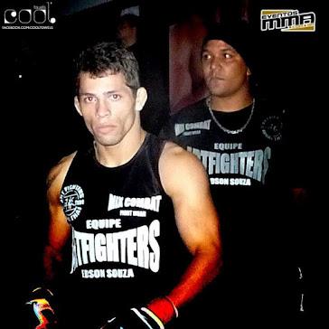 Léo Kimura Muay Thai e MMA