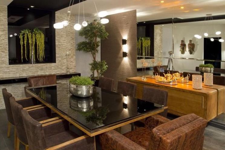 decoracao de interiores sala de jantar:Blog Estilo & Décor: Salas de Jantar / Casa Cor