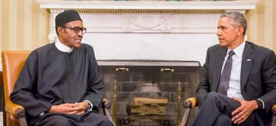 Text of what Transpire Between Obama and Buhari Today