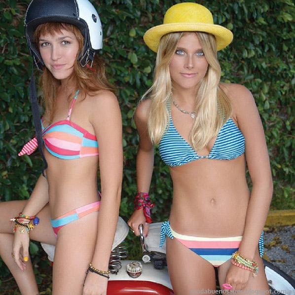 Sweet Victorian Bikinis verano 2014. Bikinis 2014.