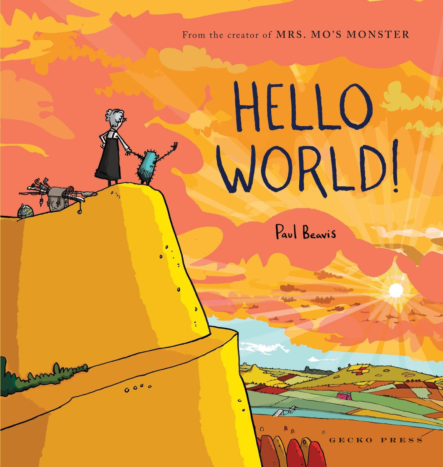 Hello World: Kids' Book Review: Review: Hello World