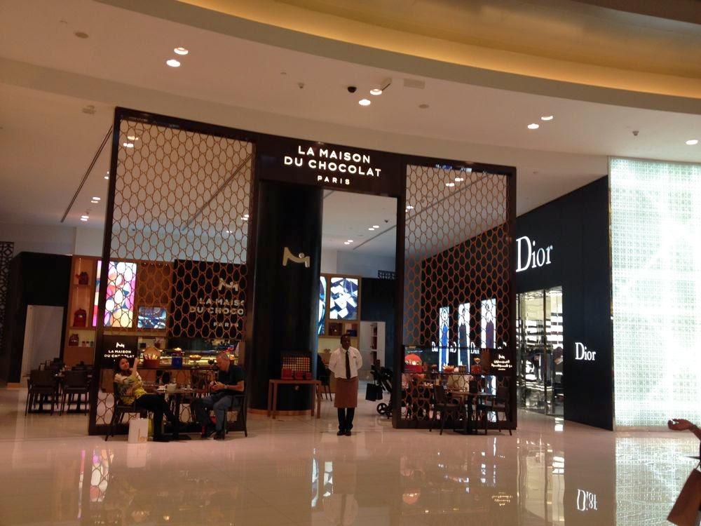 La Maison du Chocolat in Dubai Mall