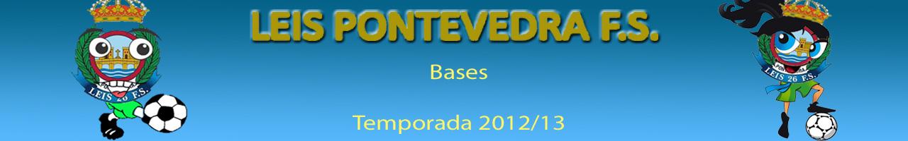 Bases Leis Pontevedra F.S.