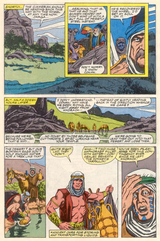 Conan the Barbarian (1970) Issue #223 #235 - English 12