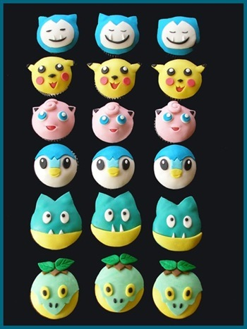 Pikachu Cake Sydney