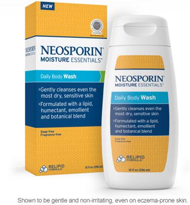 Neosporin eczema essentials daily moisturizing cream coupons