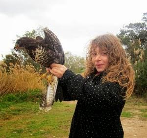 Aπελευθέρωση πουλιών από την ΑΝΙΜΑ