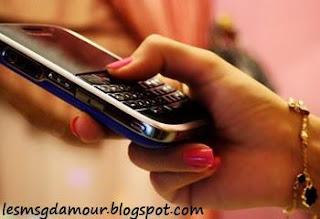 20 sms d'amour mignon
