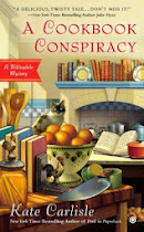 Giveaway: A Cookbook Conspiracy