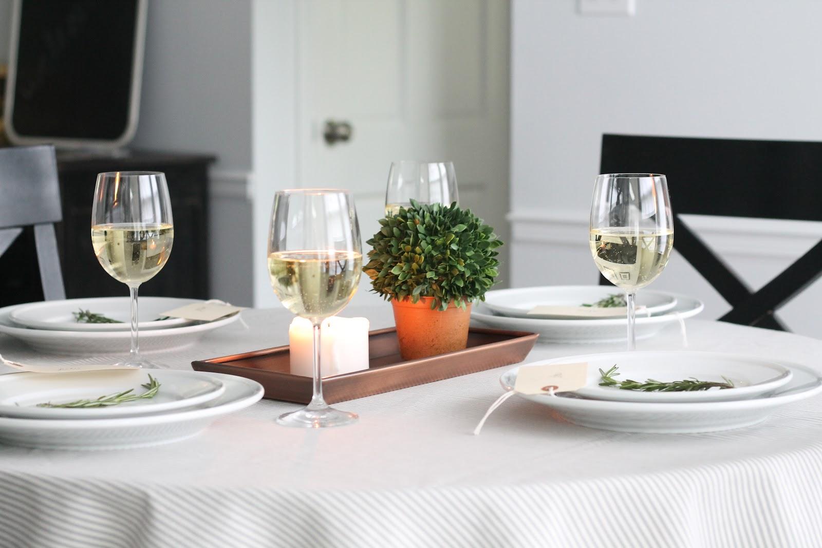 Dinner Party Ideas - Julie Blanner