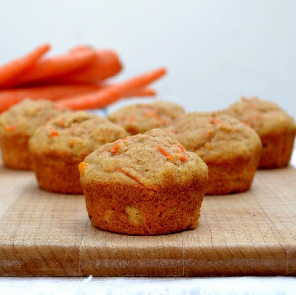Carrot Cake Muffins Cake Mix