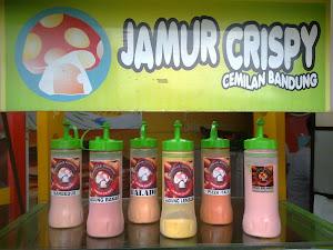 Bumbu Aneka Rasa Jamur Crispy, ada rasa baru : Spicy Monster silahkan coba rasa pedas nikmatnya